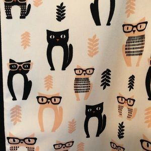 Cute Cats in Glasses blouse
